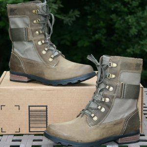 SOREL EMILIE CONQUEST 8 Women's Outdoor Boot NEW